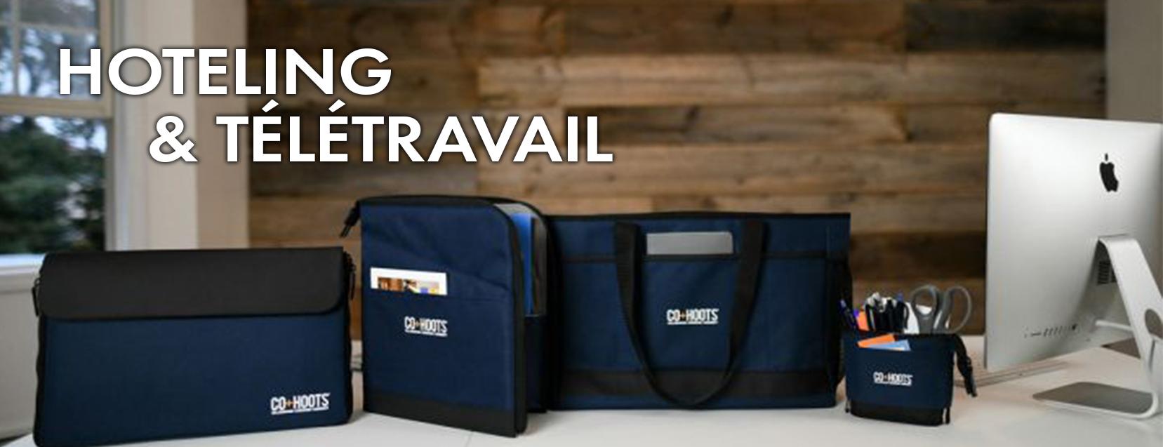 Bandeau site - Hoteling Teletravail